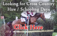 Cross Country Hire/Schooling Dates